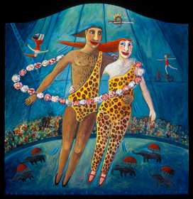 Marriage of the Trapezists
