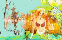 Mermaid In Waiting