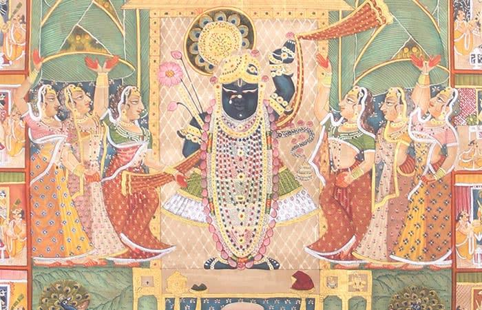 shrinathji utsav