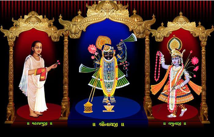 shrinathji darshan
