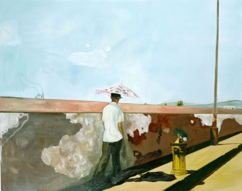 <div class=&#34;title_year&#34;>Lapeyrouse Wall, 2004</div><div class=&#34;medium_dimensions&#34;>Oil on canvas, 200 x 250 cm78 3/4 x 98 3/8 in</div>
