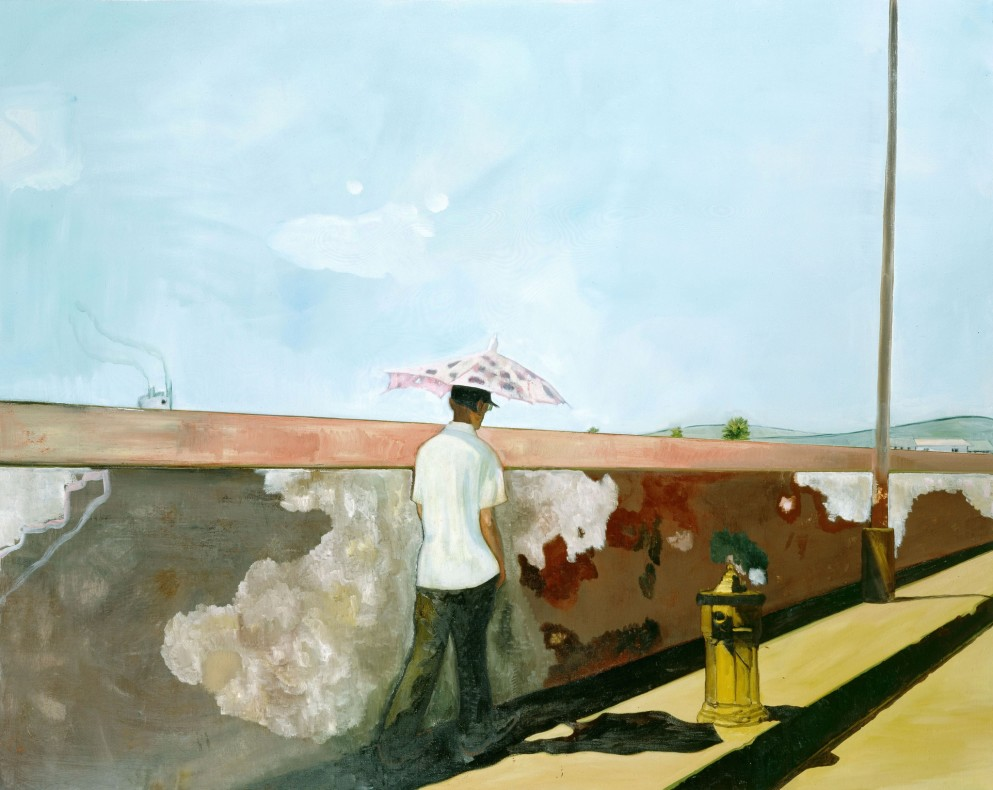 <div class=&#34;title_year&#34;>Lapeyrouse Wall, 2004</div><div class=&#34;medium_dimensions&#34;>Oil on canvas, 200 x 250 cm