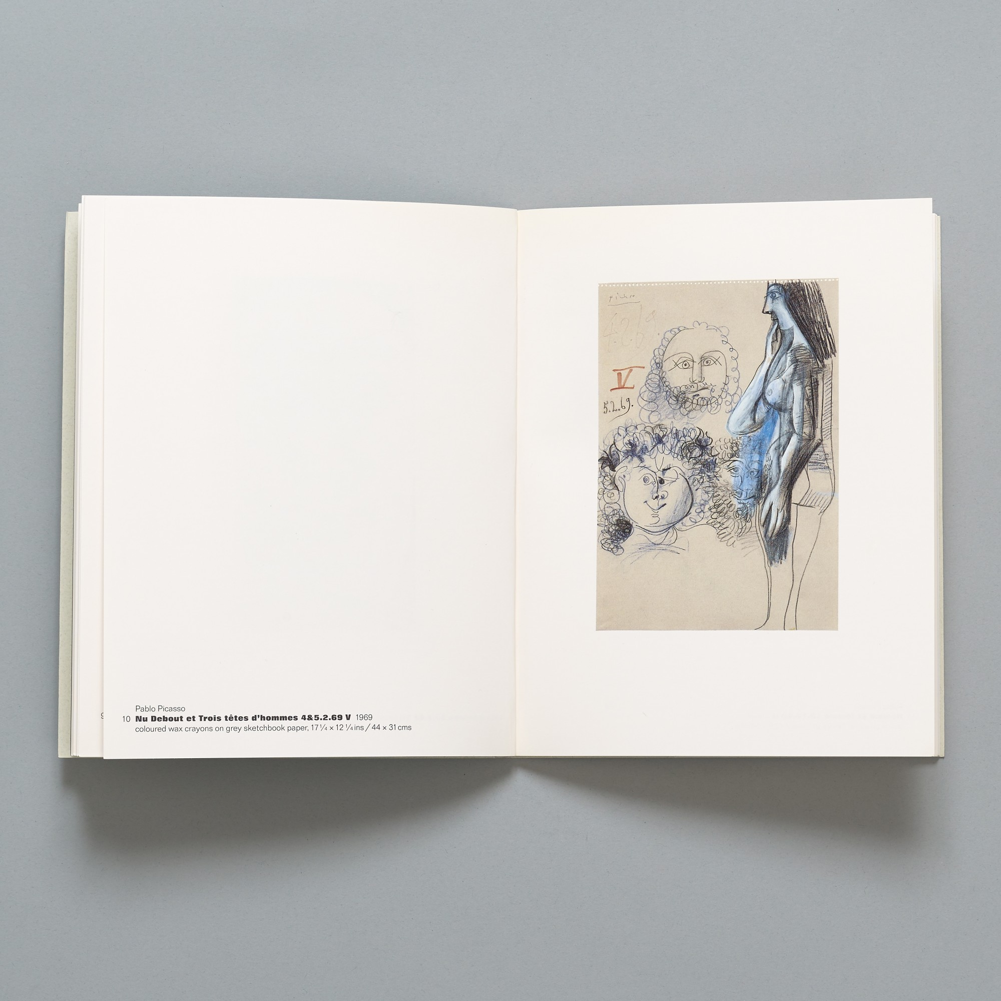 A bibliography of pablo picasso