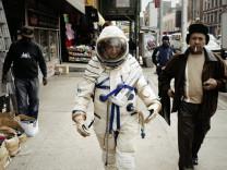 <em>Lost Astronaut</em>, 2010