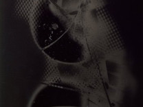 <em>Solarised Photogram #1</em>, 2007