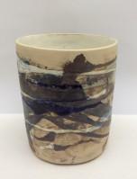 <em>Leslie McKinley Howell: Abstract Vessel 4</em>
