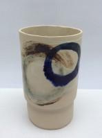 <em>Leslie McKinley Howell: Abstract Vessel 13</em>
