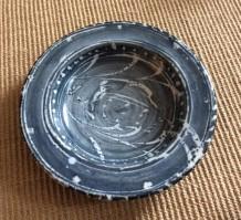 <em>Rupert Spira: Navy blue dish</em>