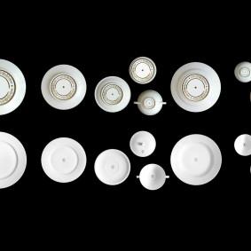 Hidden Wealth Classic Plate