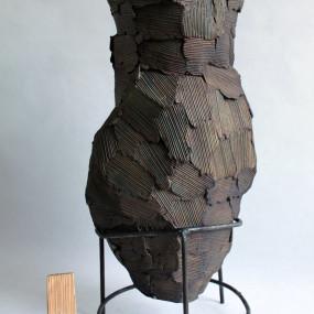 <em>Wooden Vase B</em>, 2011