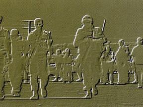 <em>Low Relief II</em>, 2004