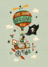 <em>Let your dreams fly</em>