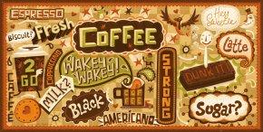 <em>Caffeine Junkie</em>
