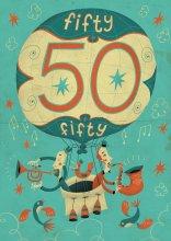 <em>Fifty 50</em>