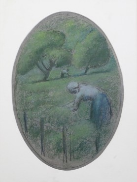 <span class=&#34;artist&#34;><strong>Julio Gonzalez</strong></span>, <span class=&#34;title&#34;><em>Paysans dans une prairie</em>, c.1919-20</span>