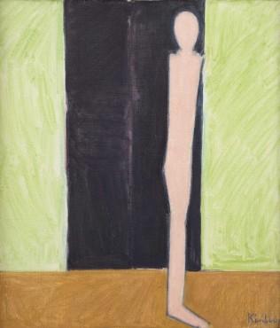 <span class=&#34;artist&#34;><strong>Peter Kinley</strong></span>, <span class=&#34;title&#34;><em>The Black Door</em>, 1967</span>