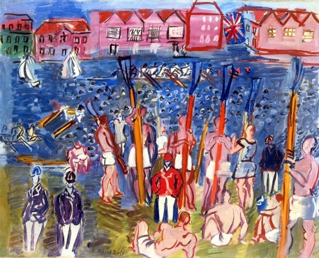 <span class=&#34;artist&#34;><strong>Raoul Dufy</strong></span>, <span class=&#34;title&#34;><em>La r&#233;gate &#224; Henley</em>, 1930-35</span>