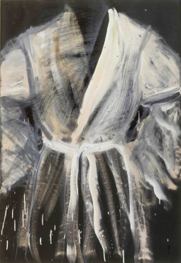 <span class=&#34;artist&#34;><strong>Jim Dine</strong></span>, <span class=&#34;title&#34;><em>Bath Robe</em>, 1984</span>