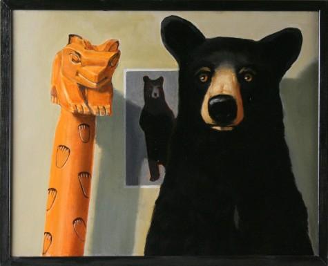 Bear x Three