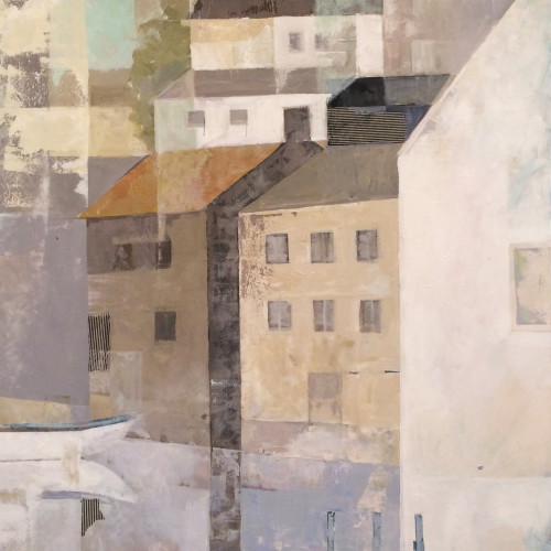 Angela Wilson - Abstract Town
