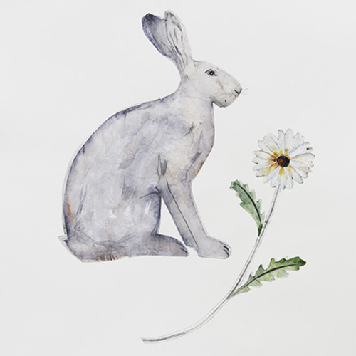 Beatrice Forshall - Hare (Unframed)