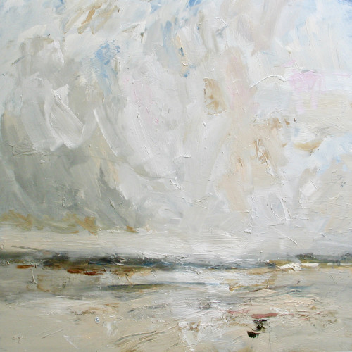 Louise Balaam - Sweeping Sky, Tide Going Out