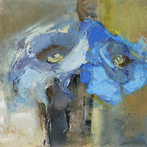 Val Pitchford - Two Blooms