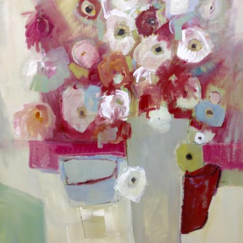 Bridget Lansley - Pink Profusion
