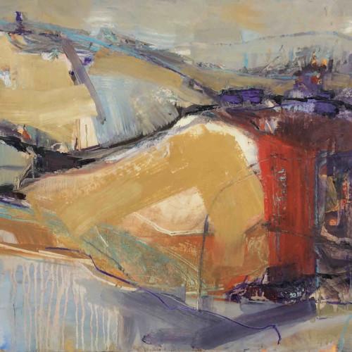 Emma Haggas - Distant Hills