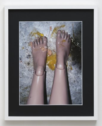 Thomas Zipp  3CMAMR No.4, 2012  C print on Baryt, framed  Paper size: 38 x 29 cm / 15 x 11 3/8 ins Framed: 52.5 x 42.5 cm / 20 5/8 x 16 3/4 ins