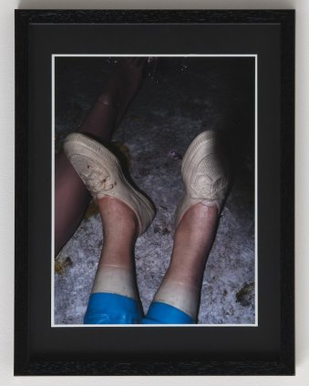 Thomas Zipp  3CMAMR No.8, 2012  C print on Baryt, framed  Paper size: 31.5 x 23.5 cm / 12 3/8 x 9 1/4 ins Framed: 42.5 x 32.5 cm / 16 3/4 x 12 3/4 ins  Edition of 45 plus 5 APs