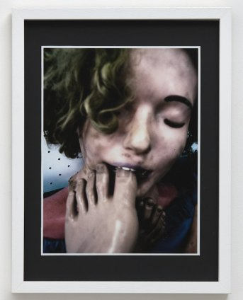 Thomas Zipp  3CMAMR No.5, 2012  C print on Baryt, framed  Paper size: 31.5 x 23.5 cm / 12 3/8 x 9 1/4 ins Framed: 42.5 x 32.5 cm / 16 3/4 x 12 3/4 ins
