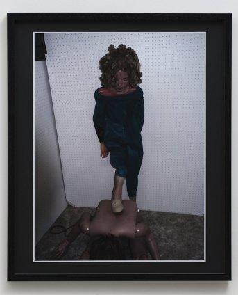 Thomas Zipp  3CMAMR No.16, 2012  C print on Baryt, framed  Paper size: 51 x 41 cm / 20 x 16 1/8 ins Framed: 62.5 x 52.5 cm / 24 5/8 x 20 5/8 ins