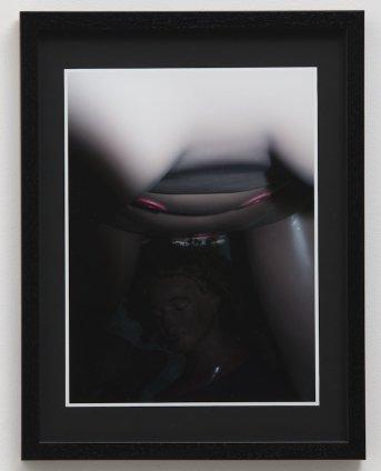 Thomas Zipp  3CMAMR No.13, 2012  C print on Baryt, framed  Paper size: 31.5 x 23.5 cm / 12 3/8 x 9 1/4 ins Framed: 42.5 x 32.5 cm / 16 3/4 x 12 3/4 ins