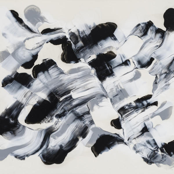 Gudrun Mertes-Frady - Moves in Black and White 29