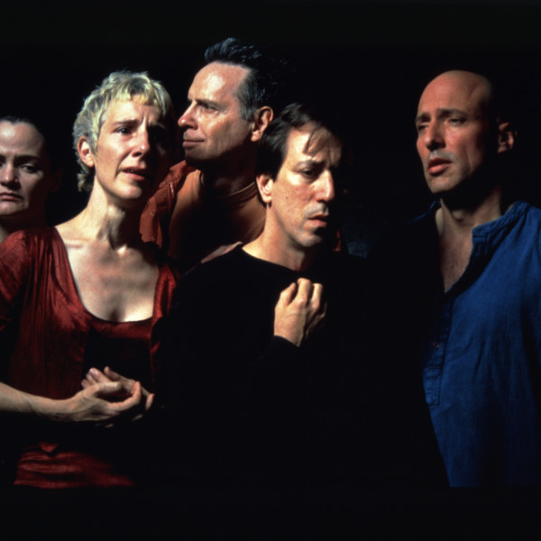 Bill Viola - Bill Viola, The Quintet of the Unseen, 2000 (production still)