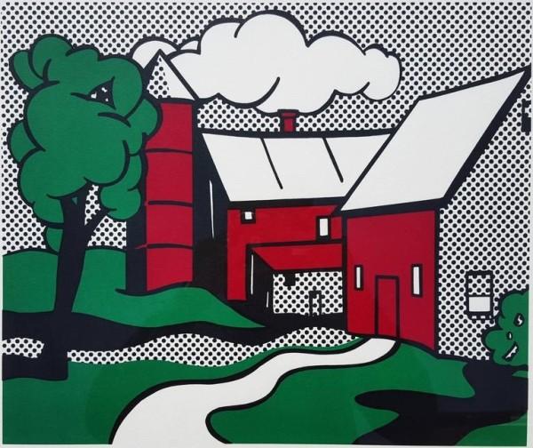 <em>Red Barn</em>, 1969