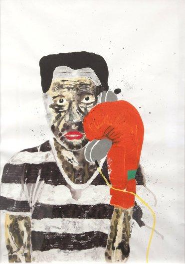 <em>Untitled (Boxeur)</em>, 2011-2012