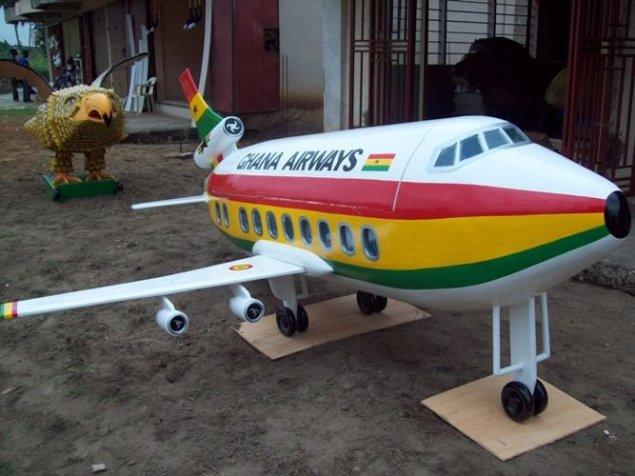 <em>Untitled (Ghana Airways)</em>, 2010