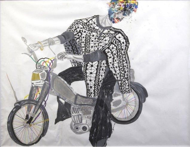 <em>Untitled (Malik)</em>, 2011
