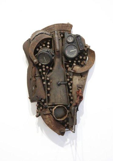 <em>Untitled (Mask)</em>, 2011