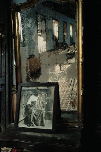 <em>Untitled (Demoiselles de Porto-Novo series)</em>, 2012