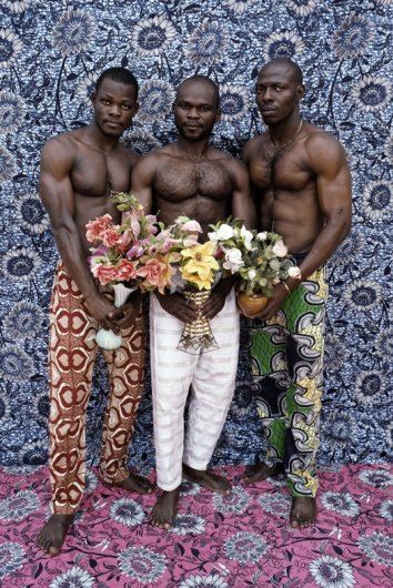 <em>Untitled (Musclemen series)</em>, 2012