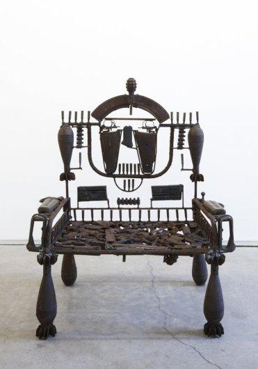 <em>Untitled (Throne)</em>, 2011