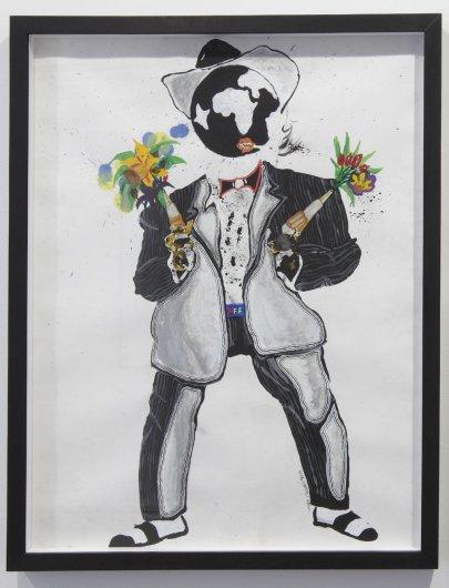 <em>Fleur du cowboy</em>, 2011
