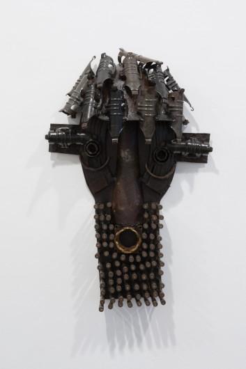 <em>Untitled Mask</em>, 2015