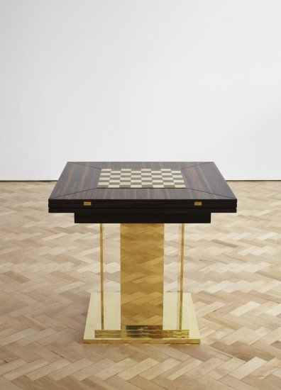 <em>Chess Table</em>, 2012