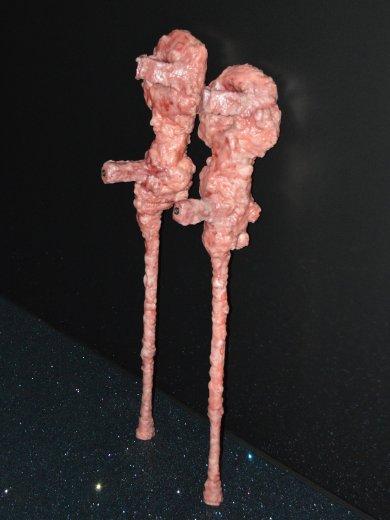 <em>Gucci Crutches</em>, 2013