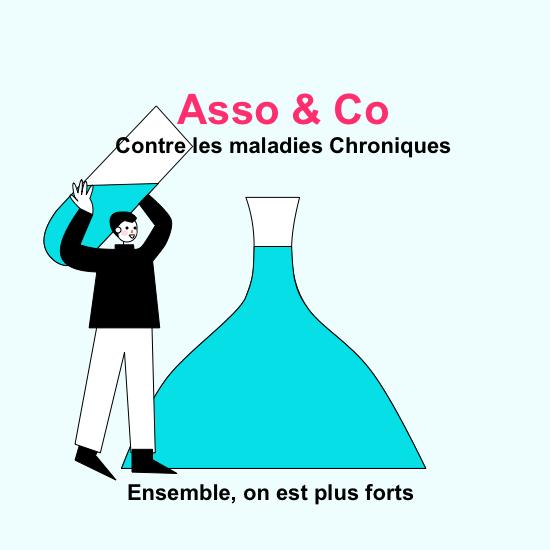image de Asso and Co si disponible ou avatar le cas échéant