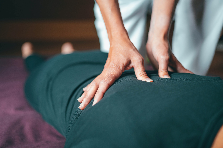 Image d'un praticien Ostéopathe